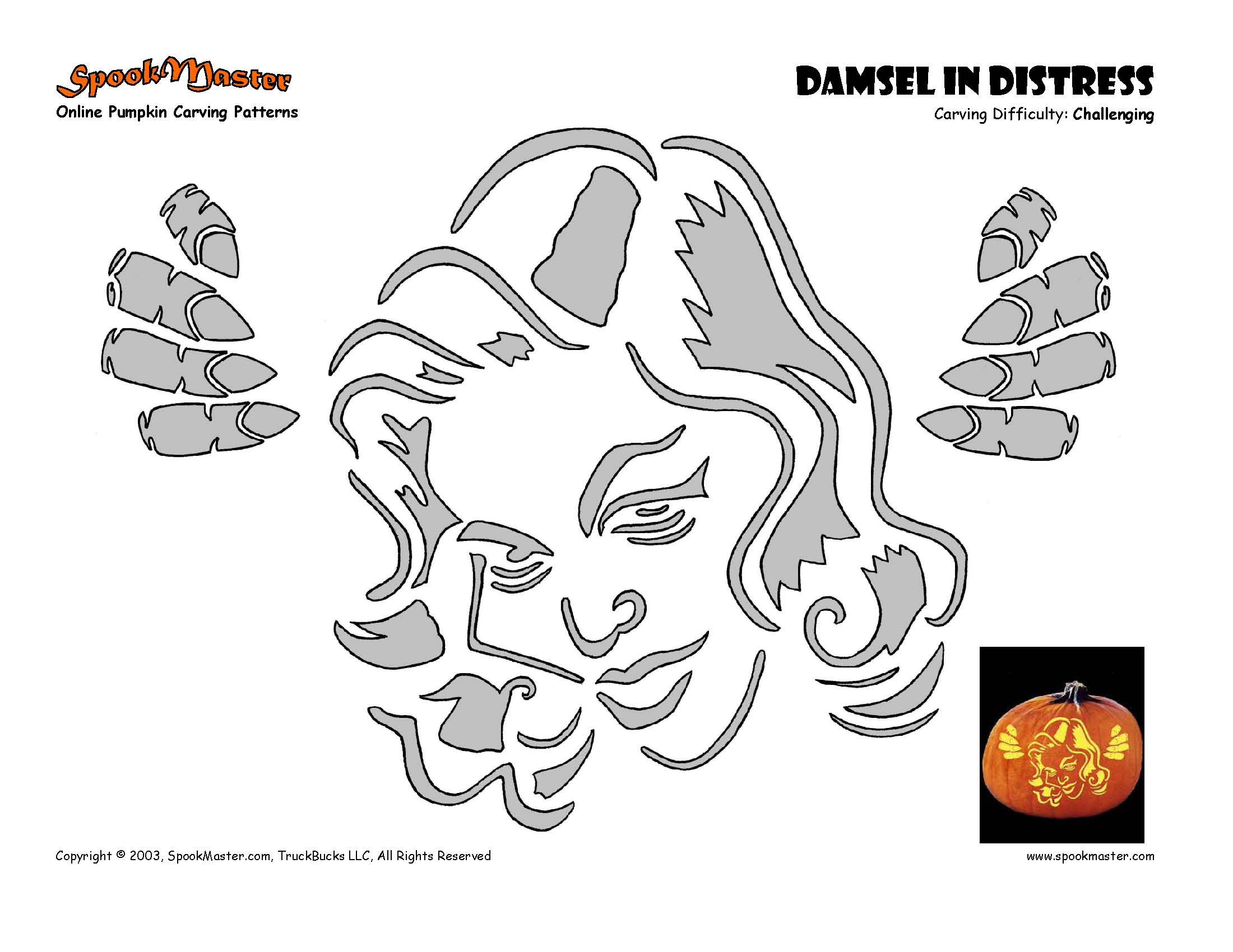 Animal Pumpkin Carving Patterns: This Halloween, Carve a Pumpkin