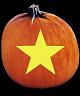SPOOKMASTER NFL FOOTBALL DALLAS COWBOYS PUMPKIN CARVING PATTERN