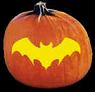 SPOOKMASTER GOING BATTY PUMPKIN CARVING PATTERN