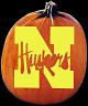 NEBRASKA CORNHUSKERS PUMPKIN CARVING PATTERN