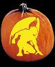 SPOOKMASTER NIGHT WATCHMAN PUMPKIN CARVING PATTERN