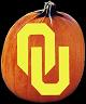 OKLAHOMA SOONERS PUMPKIN CARVING PATTERN