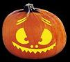 SPOOKMASTER SHARPIE PUMPKIN CARVING PATTERN
