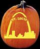 SPOOKMASTER ST. LOUIS PUMPKIN CARVING PATTERN