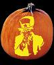 SPOOKMASTER UNCLE SAM PUMPKIN CARVING PATTERN