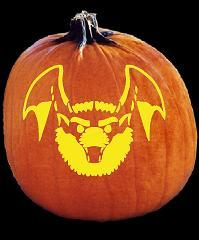 Spookmaster Fire Breathing Dragon Pumpkin Carving Pattern Jack O