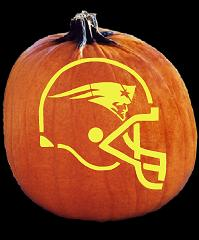 pumpkin carving patterns new england patriots helmet Patriots Pumpkin Carving Patterns