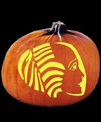 Patriots Pumpkin Patterns - Pumpkin Carving Templates Scary