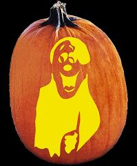 Not another list of free Halloween pumpkin carving patterns