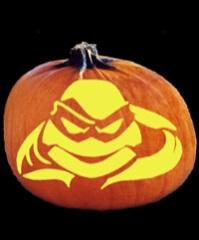 SpookMaster - Teenage Mutant Ninja Turtles Pumpkin Carving Pattern ...