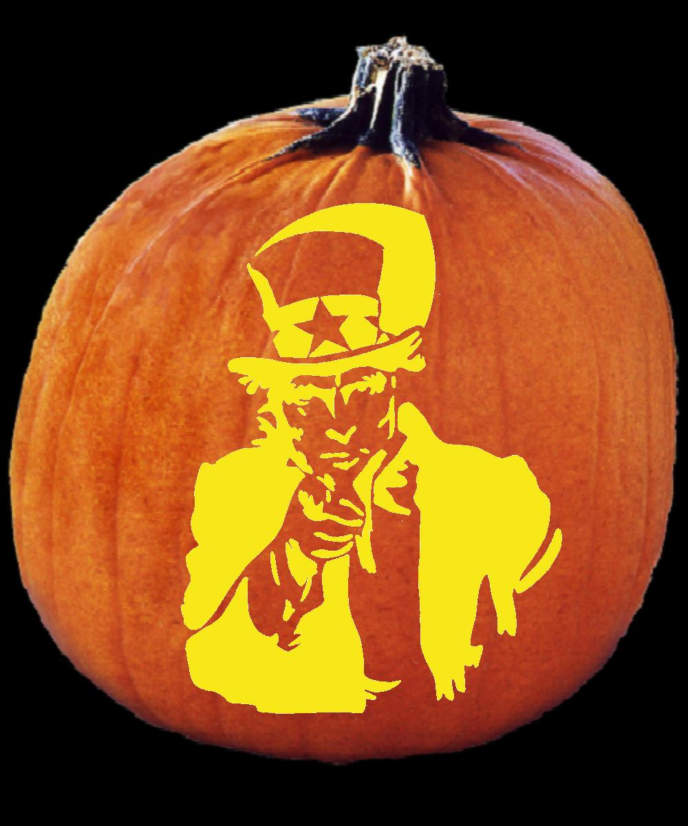 SpookMaster Online Pumpkin Carving Patterns - Media Information